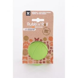 Balle Rubb'n'Roll 100 % Naturel