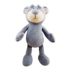 Organic squeaky toy Bear 25 cm