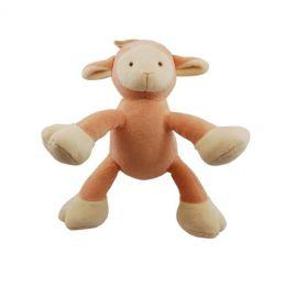 Jouet peluche sonore Bio Mouton 15 cm