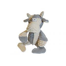 Squeaky horse plush toy 20 cm