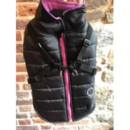 Manteau d'hiver de Luxe Puppia