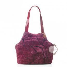 Sac de transport de Luxe Furry Fab Inamorada Violet