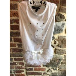 T-Shirt / Robe Luxe Trilly Tutti Brilli - avec Swarovski