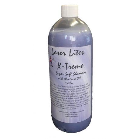 Shampooing ultra-doux X-Trême Laser Lites