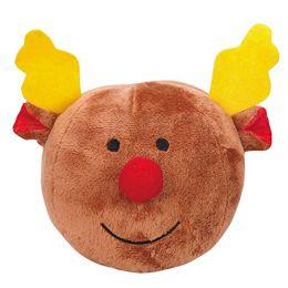 Xmas Snowball Gang Reindeer 13cm Toy