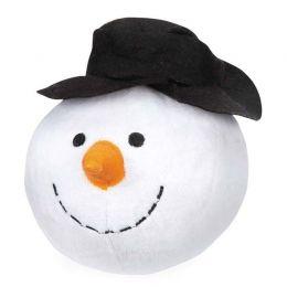 Xmas Snowball Gang Snowman Toy 13cm