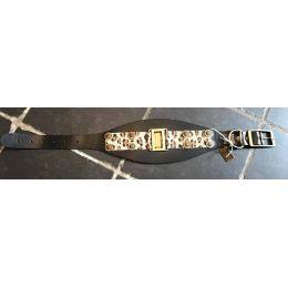 """Exceptional"" Black Ewerald Luxury Collar"