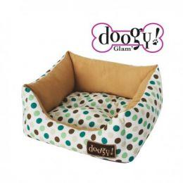 "Sofa ouatiné Doogy ""Lovely"" beige"