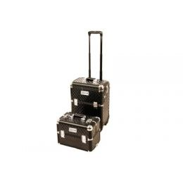 Groom-X valise de toilettage XL 2 en 1 avec roues
