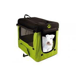 Easy crate cage de transport - vert
