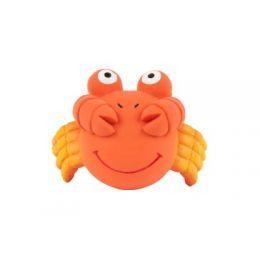 Squeaky latex crabe 8CM