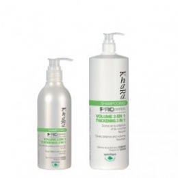 shampooing volume soie 3 en 1