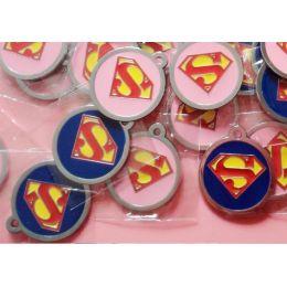 Médaille Superman - gravure au choix