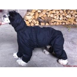 Complete waterproof raincoat