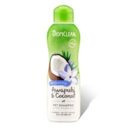 Tropiclean Natural - Shampoo Awapuhi & Coconut - Whitening