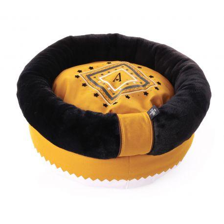 Dog nest basket - Curry