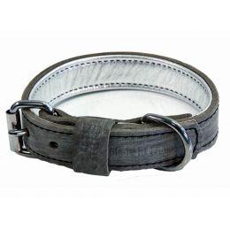 Leather collar for dog Parma - Dakota