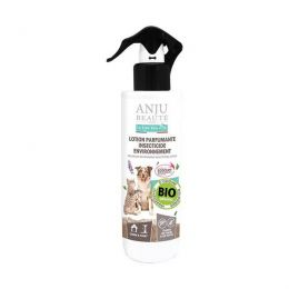 Lotion BIO parfumante insecticide environnement