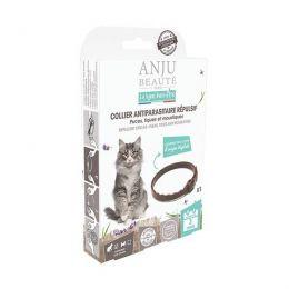 Collier antiparasitaires répulsifs - chats