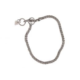 Chaîne d'exposition - Flat Link Chaine D'expo Acier Inoxydable