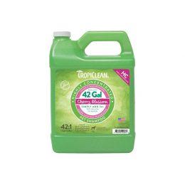 TropiClean Natural - Shampooing HC (hautement concentré) - 3 senteurs disponibles