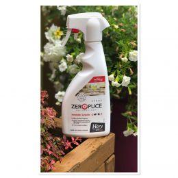 Spray Environnement Zéro Puce Héry 500 ml
