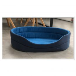 Corbeille bleu