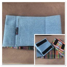 """Bandeau anti-pipi motif """"Jeans"""""""