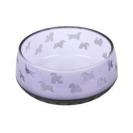 K-Design : Anti-slip bowl blanc