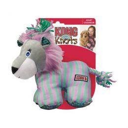 Jouet KONG - Knots Carnival Lion