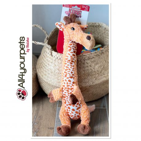 Jouet KONG Shakers Luvs Girafe