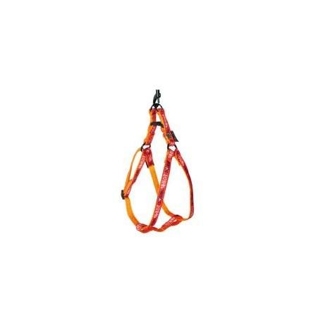 Sling harness, I Love Pets pattern